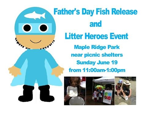 Fathers Day Fish Release 2016 AD